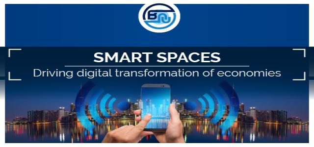 Smart spaces – Driving digital transformation of economies