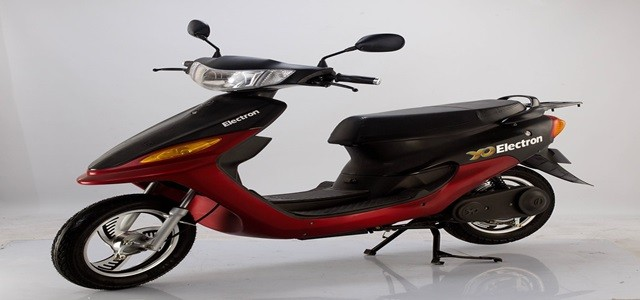 Tai Ling's new e-scooters to use Gogoro swappable battery network